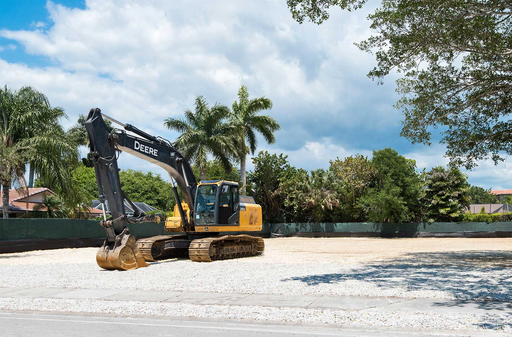 Naples Excavating Excavation Contractor Naples
