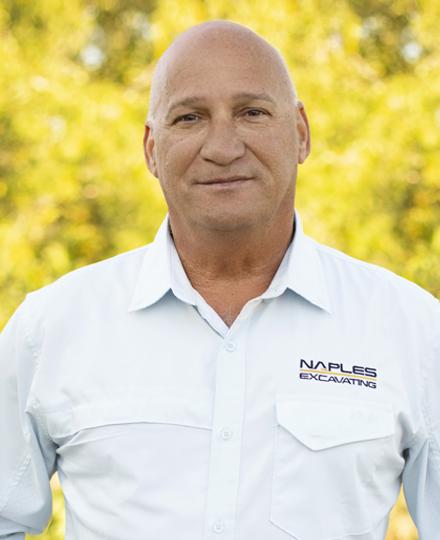 Marcos Pinto   Naples Excavating - Naples Florida